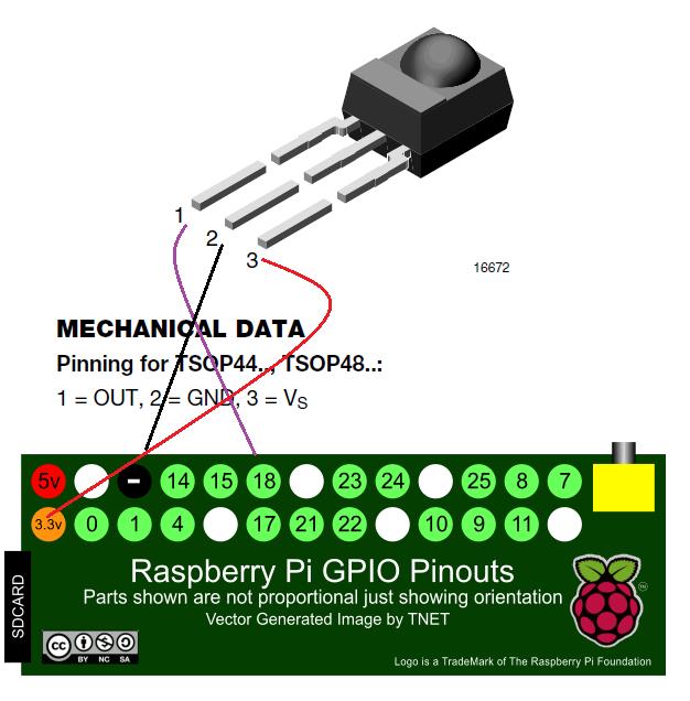 tsop4838_wiring