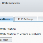 Synology_Webstation
