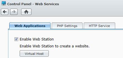 Synology_Webstation